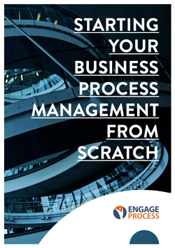 Starting Business Process Management From Scratch Whitepaper Cover
