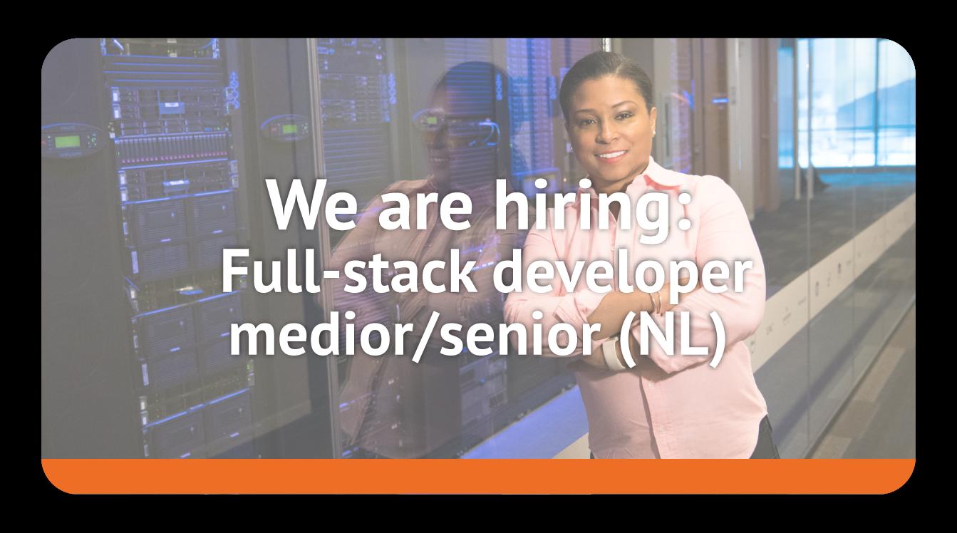 Full-stack developer senior