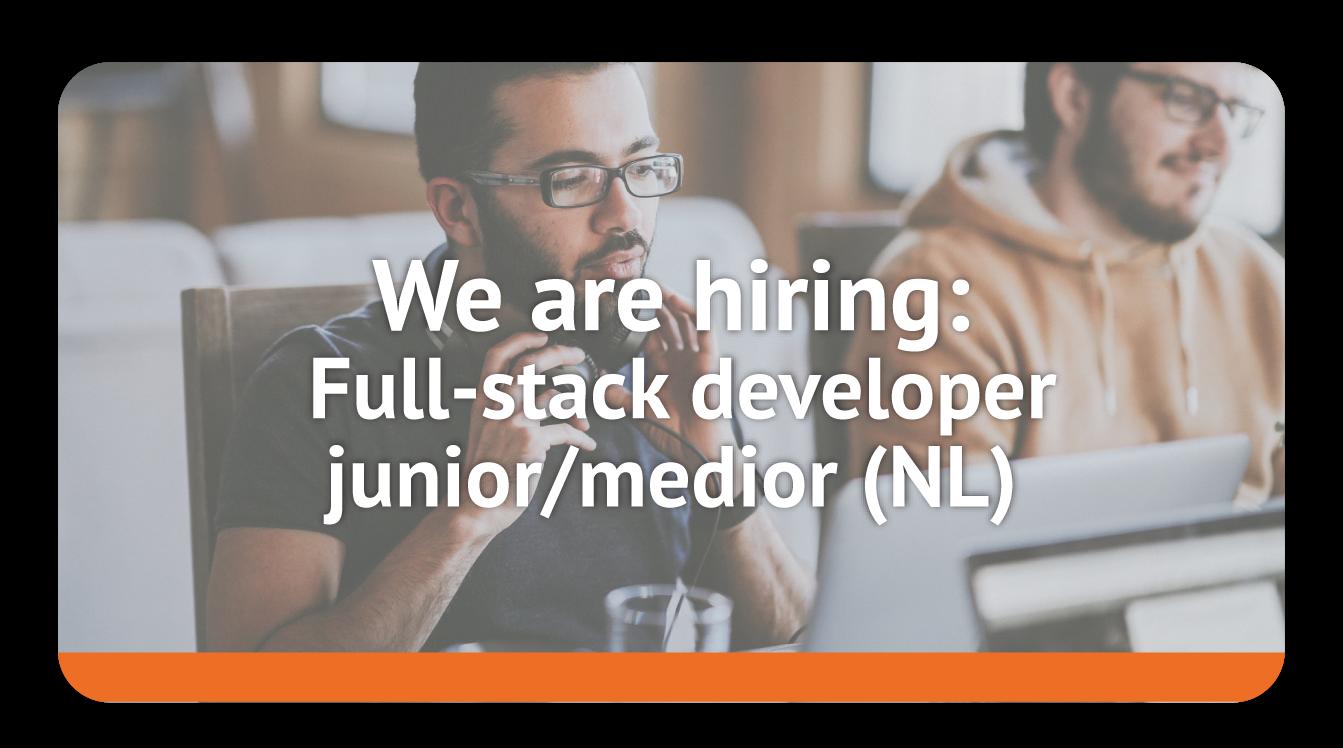 Full-stack developer junior